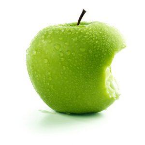 Dieettrends: een groene appel is gezond!